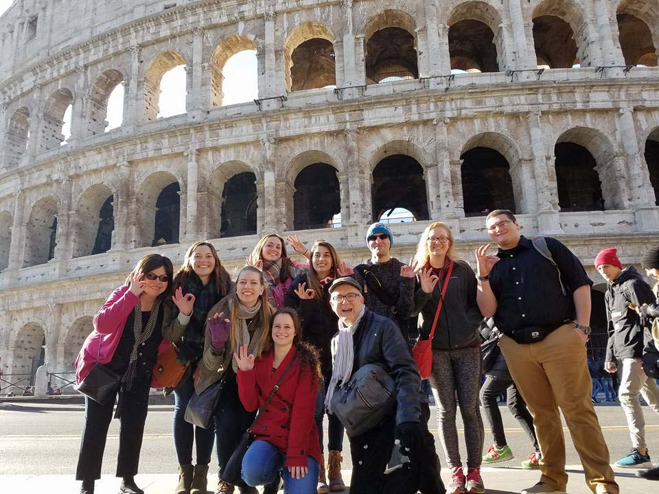 Italy Winter Break BSU